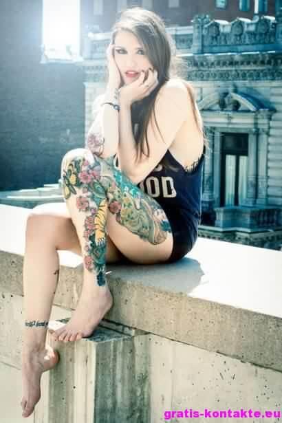tatoo model